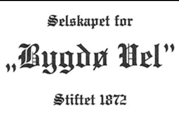 Bygdø Vels hjemmeside